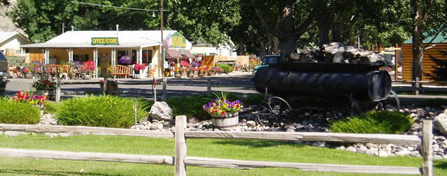 RV Resort Park and Campground